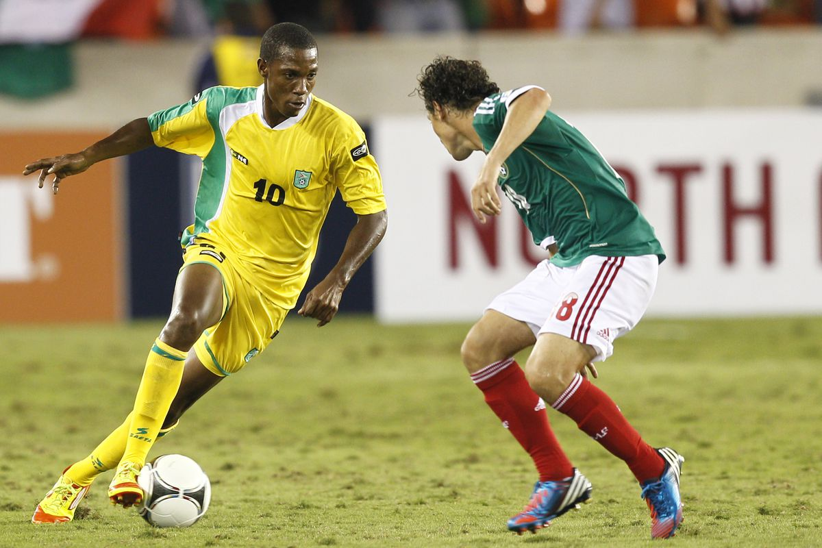 Guyana v Mexico - World Cup Qualifier