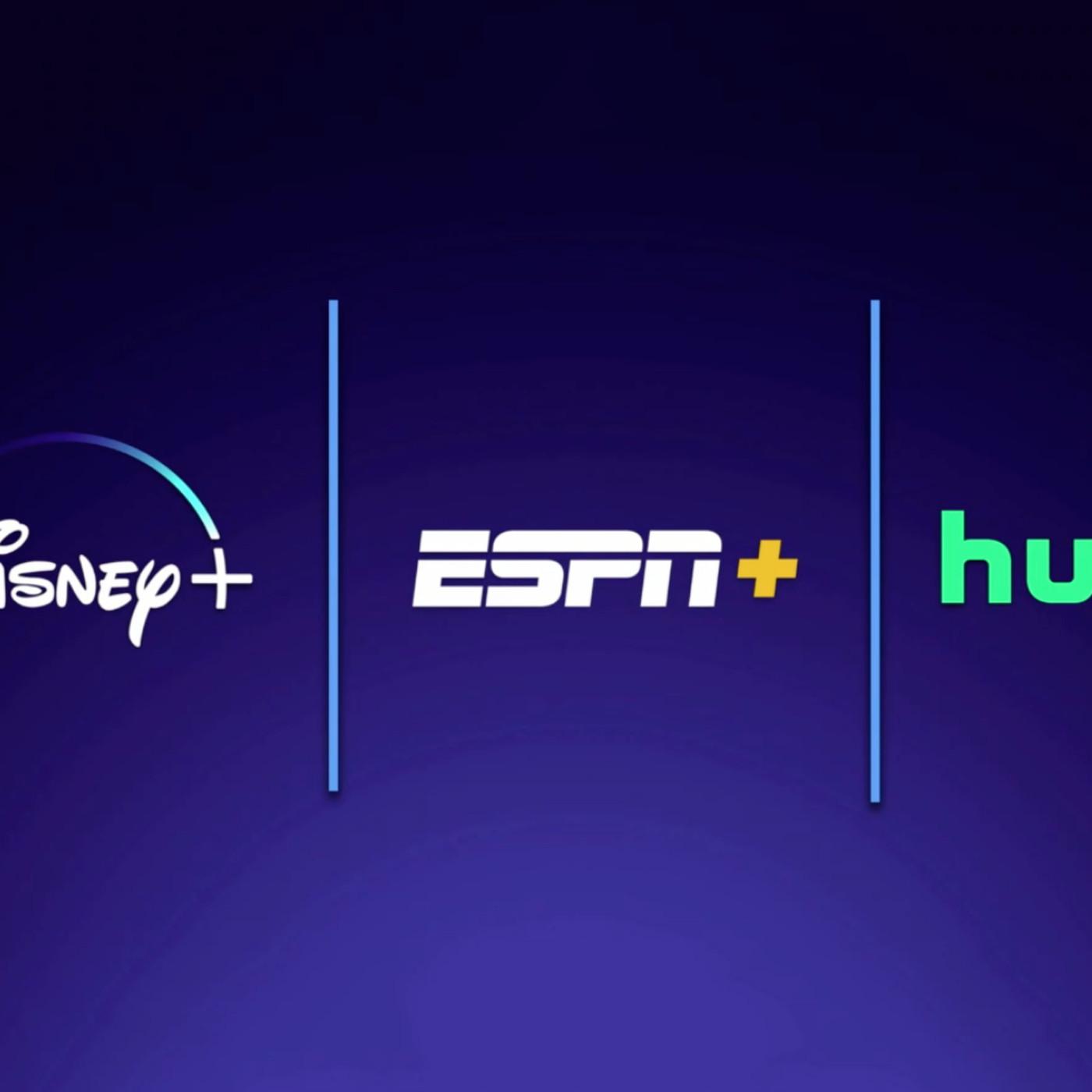 Disney Announces 12 99 Bundle For Disney Hulu And Espn The Verge