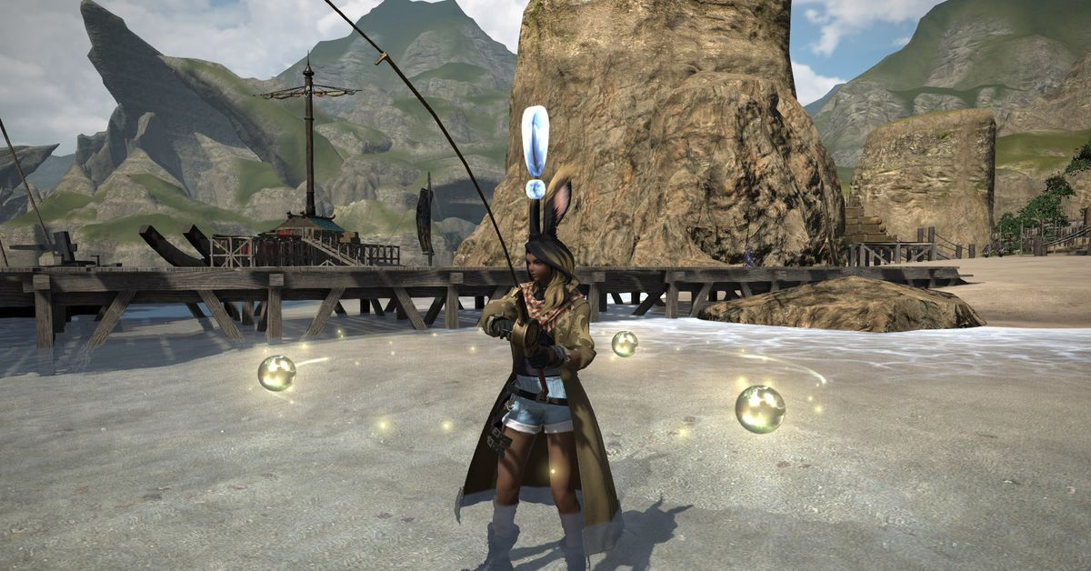 Final Fantasy 14 patch adds new raid tier and great quality of life changes