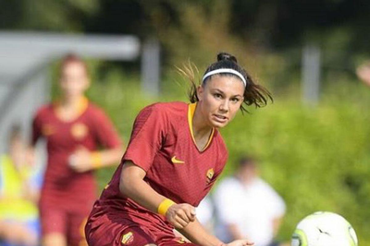 Still Seeking First Win Roma Women Travel To Florentia Chiesa Di
