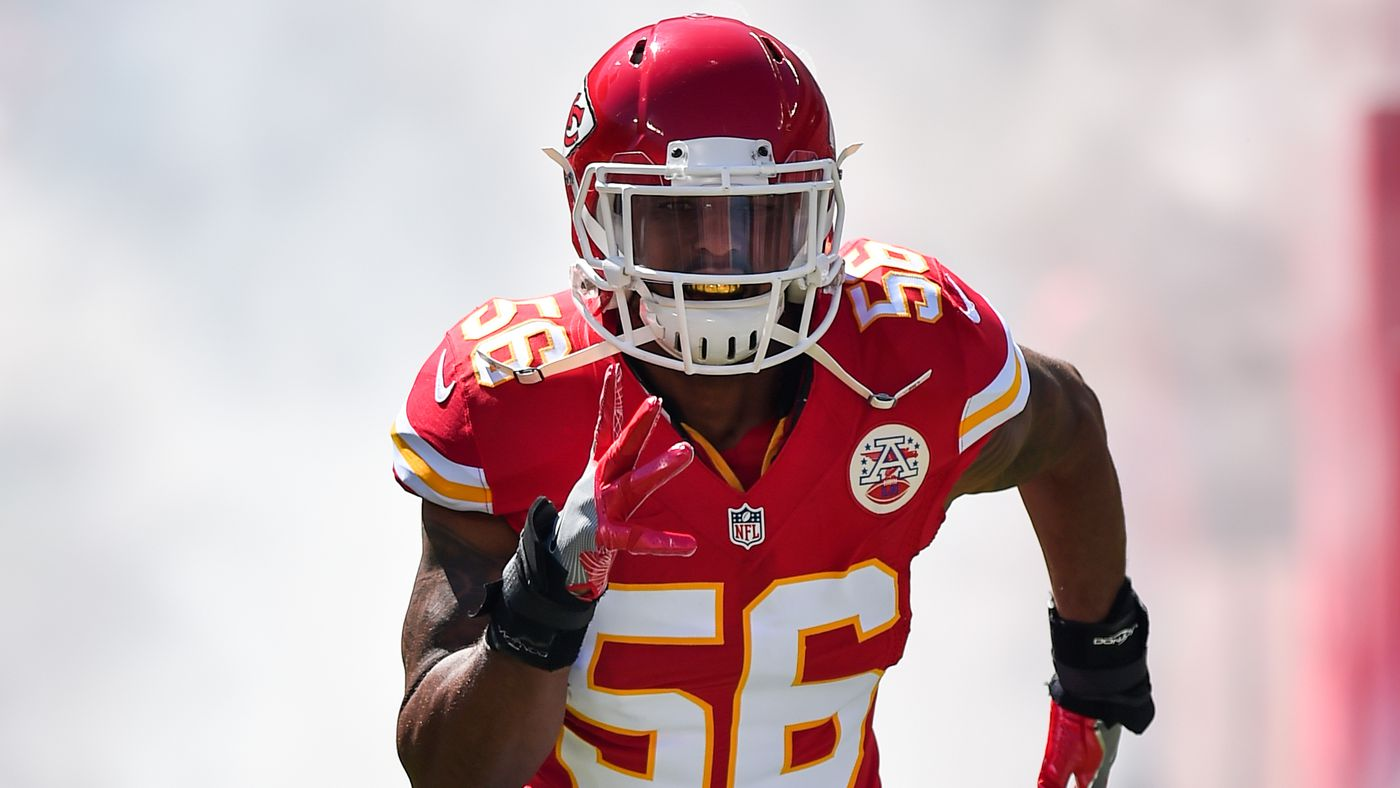 Chiefs post video documenting Derrick Johnson's one-day contract