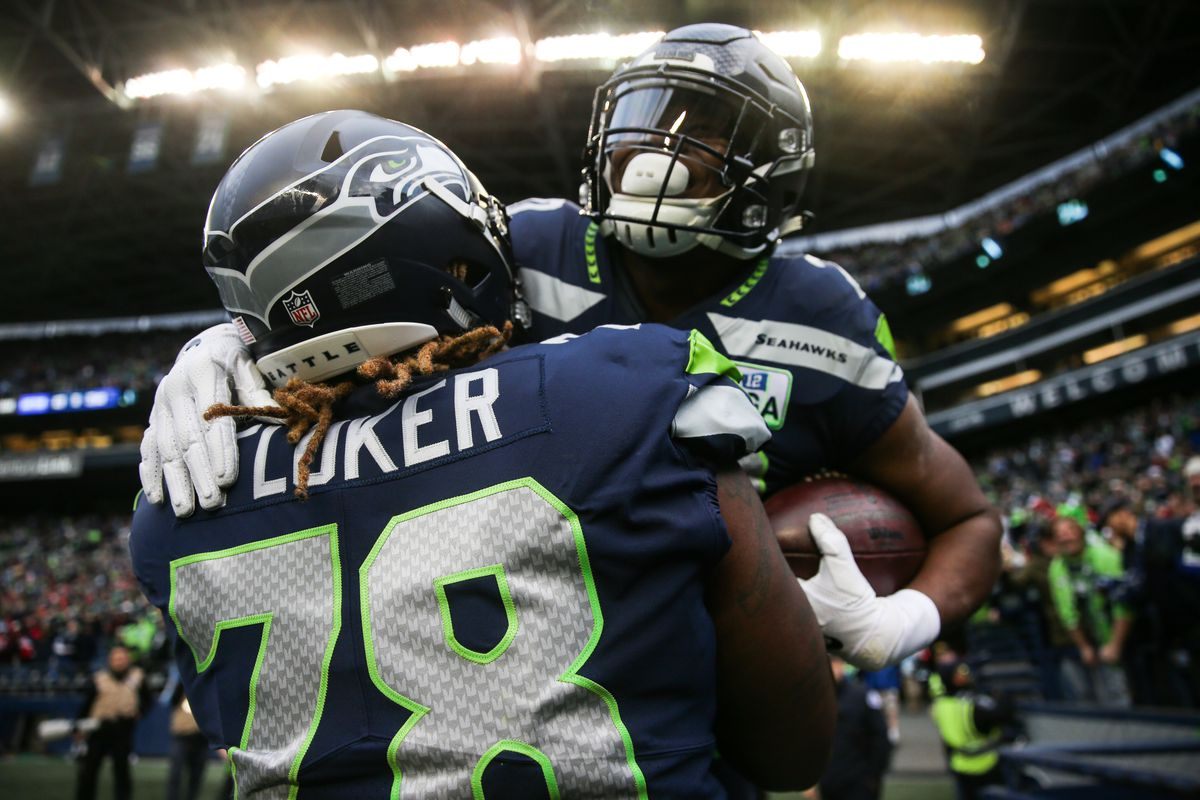 finest selection 88fe9 ffa81 Seahawks-Cowboys injury: The latest on Seattle's offensive ...