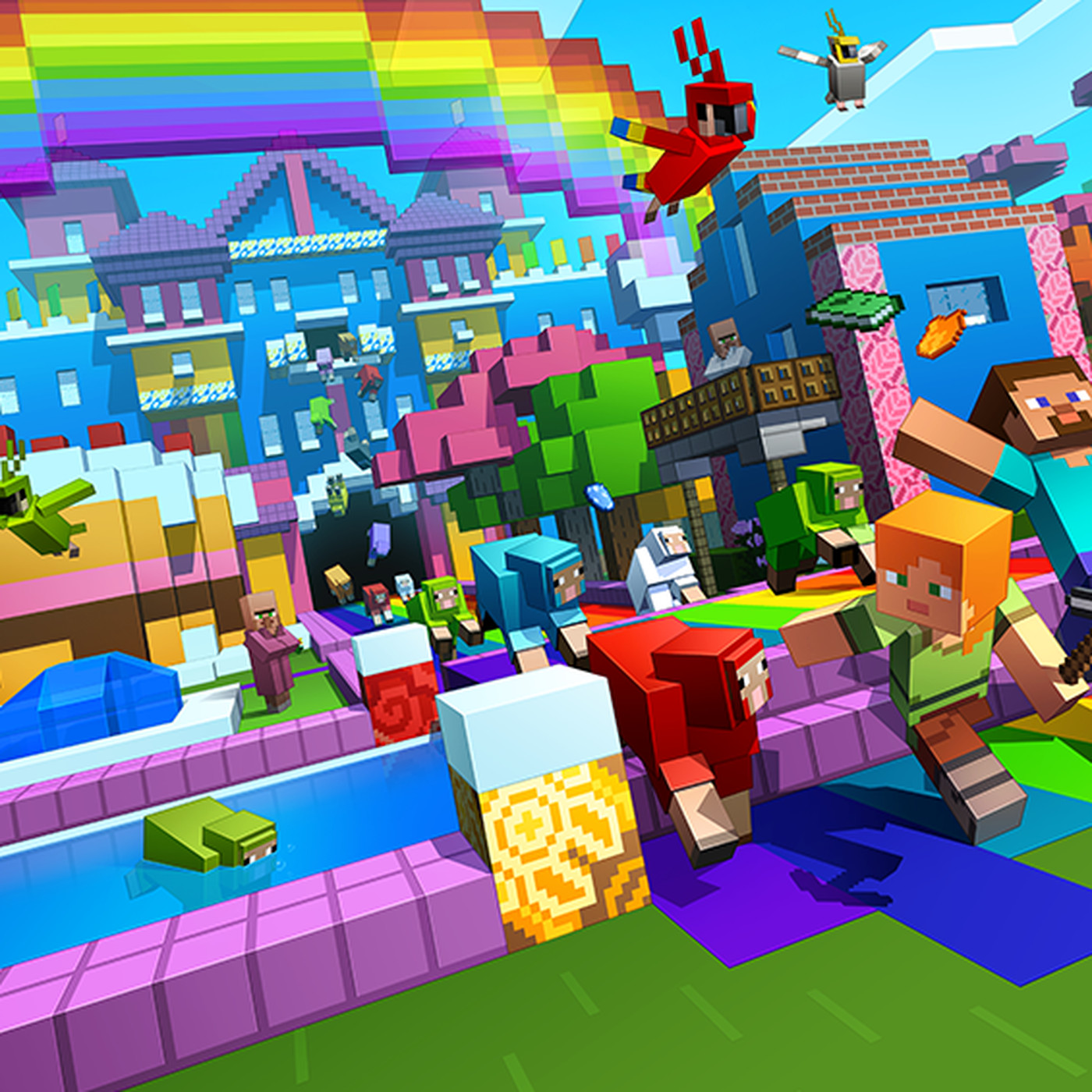 PlayStation not on board with cross-play Minecraft - Polygon