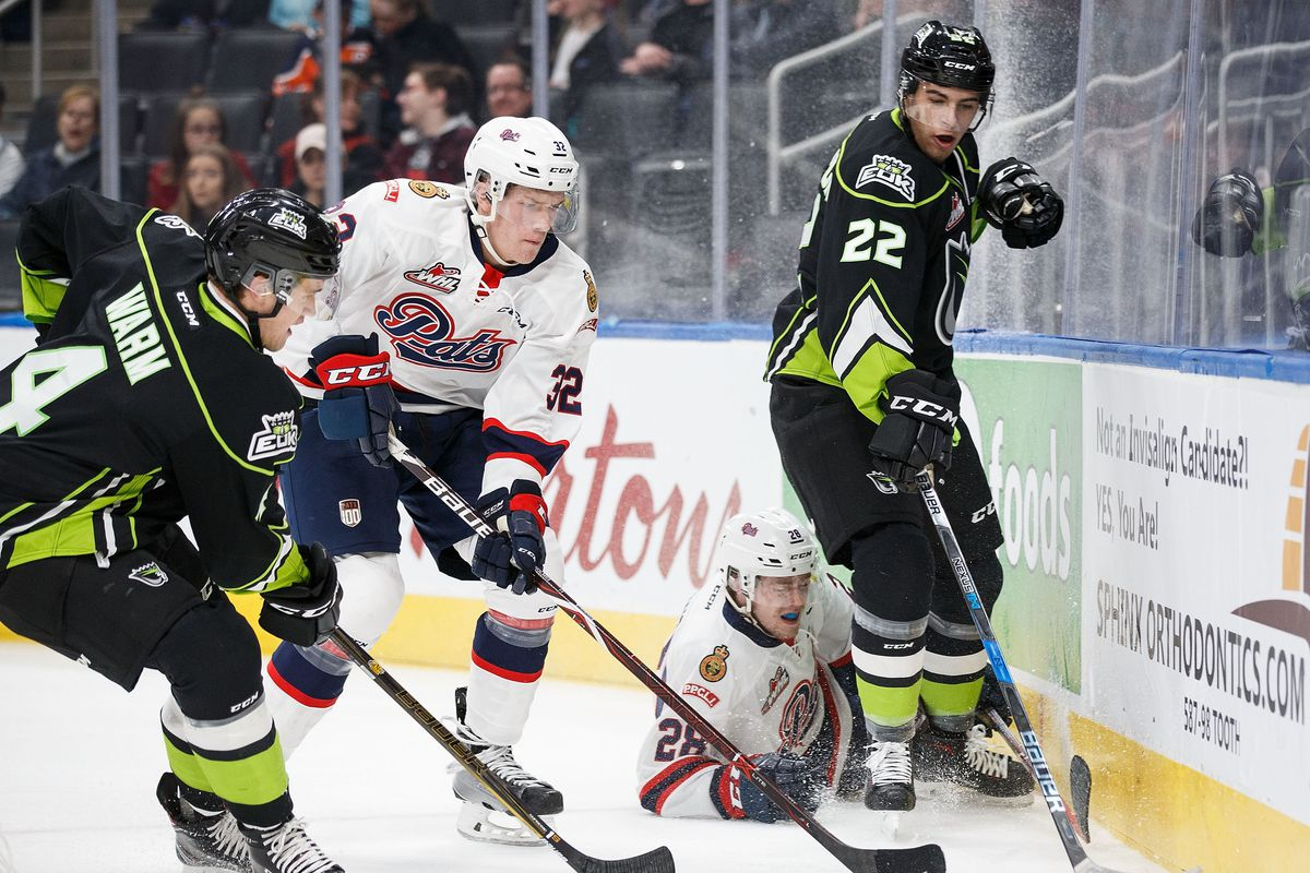 2019 NHL Entry Draft Prospect Profile: Matthew Robertson - Defending