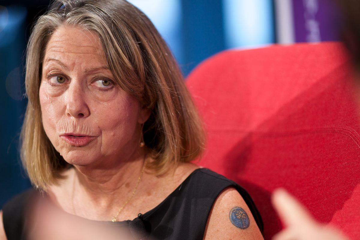 Jill Abramson Doesn't Get the Daily Mail, Loves Quartz