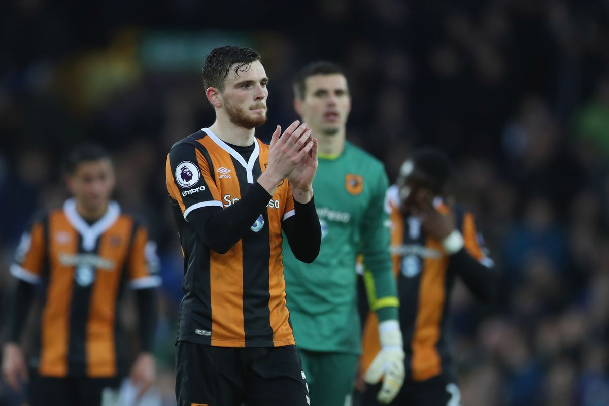 Liverpool enter negotiations for Hull City defender