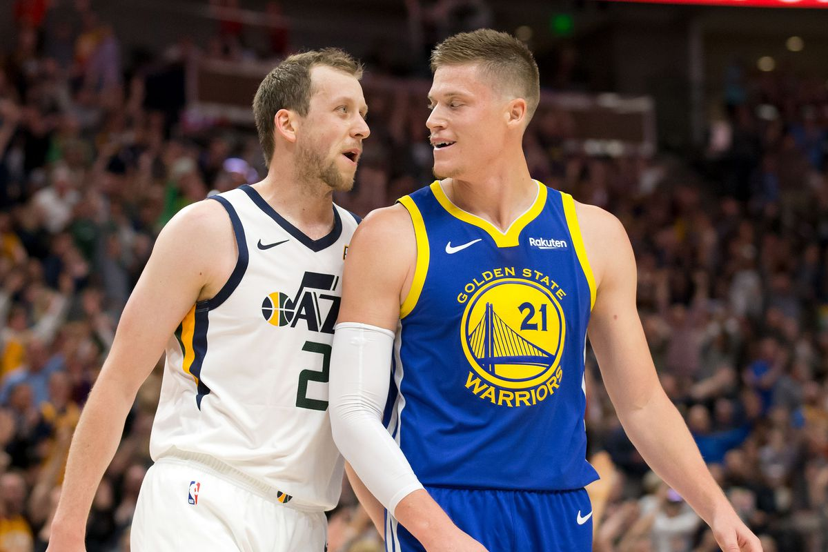 cddd4b34f 6 things that made Warriors vs. Jazz wild