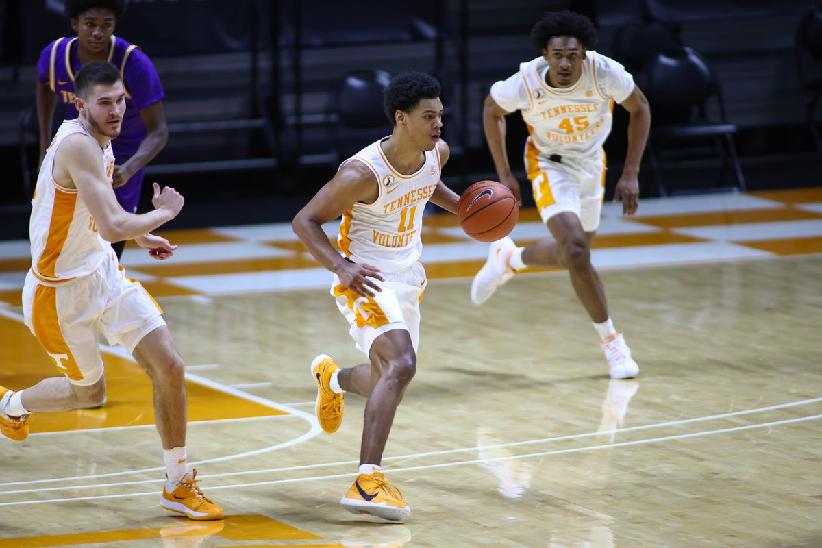 NCAA Basketball: Tennessee Tech at Tennessee