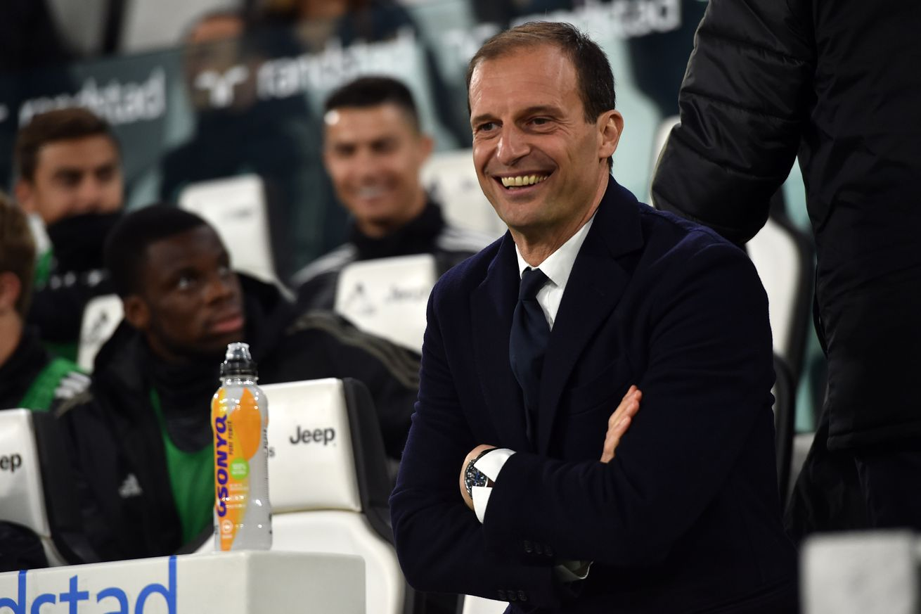 Allegri: Juventus must be up to the task against Atletico