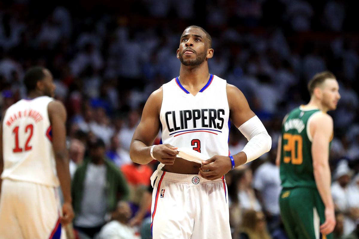 Utah Jazz v Los Angeles Clippers - Game Seven