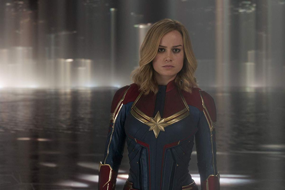 captain marvel: why brie larson's suit isn't sexy - vox
