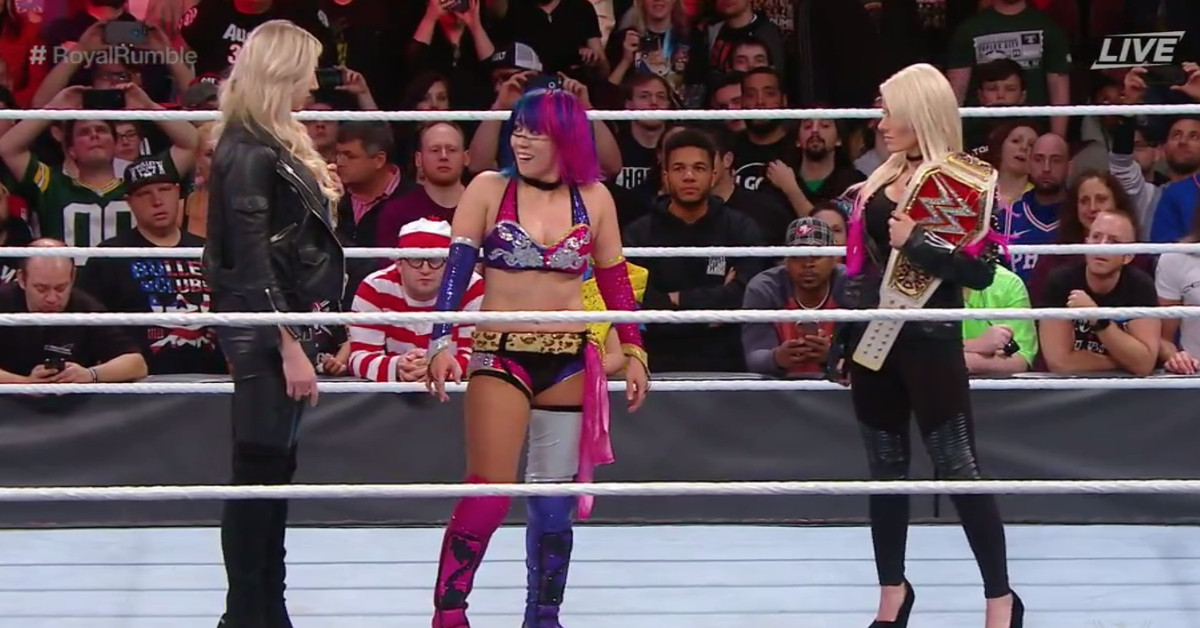 Royal Rumble 2018 Results Highlights And Winners From