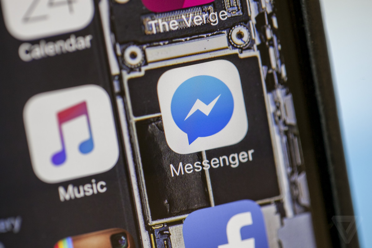Facebook Messenger can now send HD videos and 360-degree photos