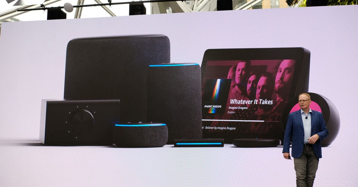 The 14 biggest announcements from Amazon's surprise hardware event