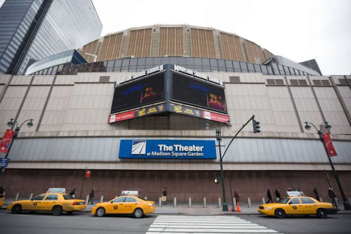 the theater at madison square garden tweet share getty photo - The Theater At Madison Square Garden