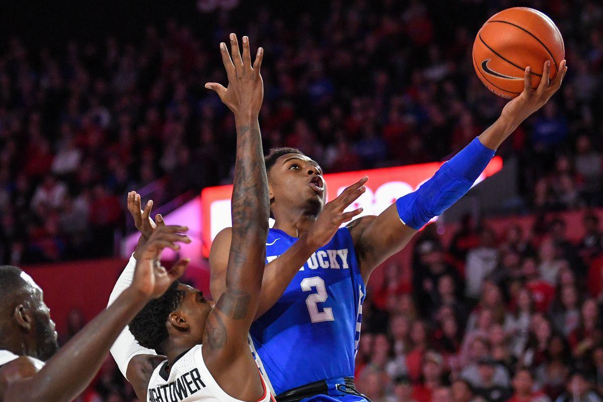 2e88d3dd5f8 Kentucky Basketball vs. Auburn Tigers: Game time, TV channel, online ...