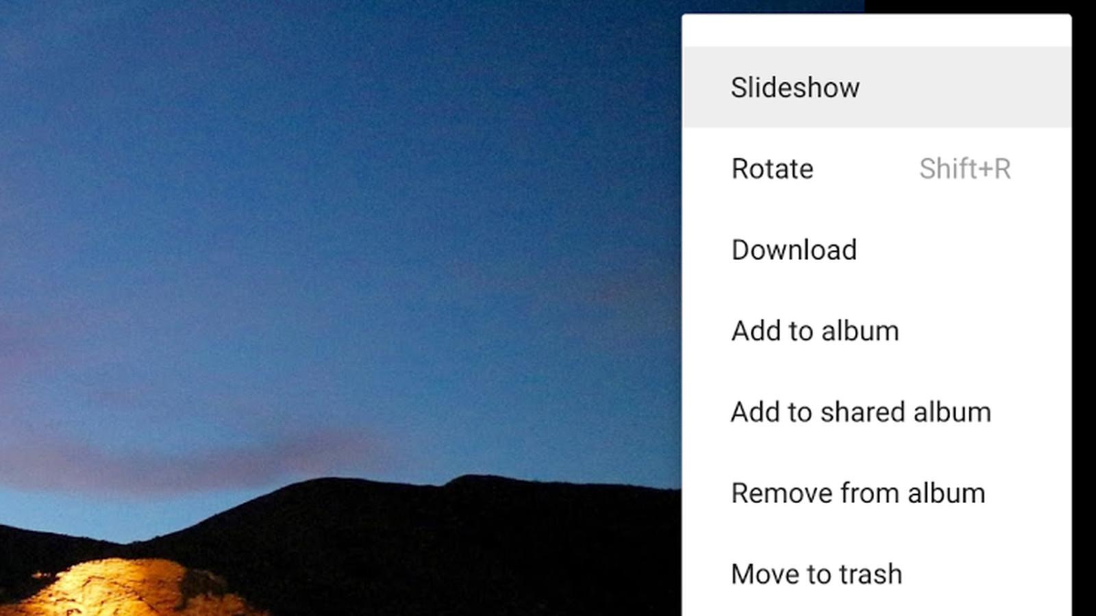 Запустить сервисы гугл плей для фотографирования