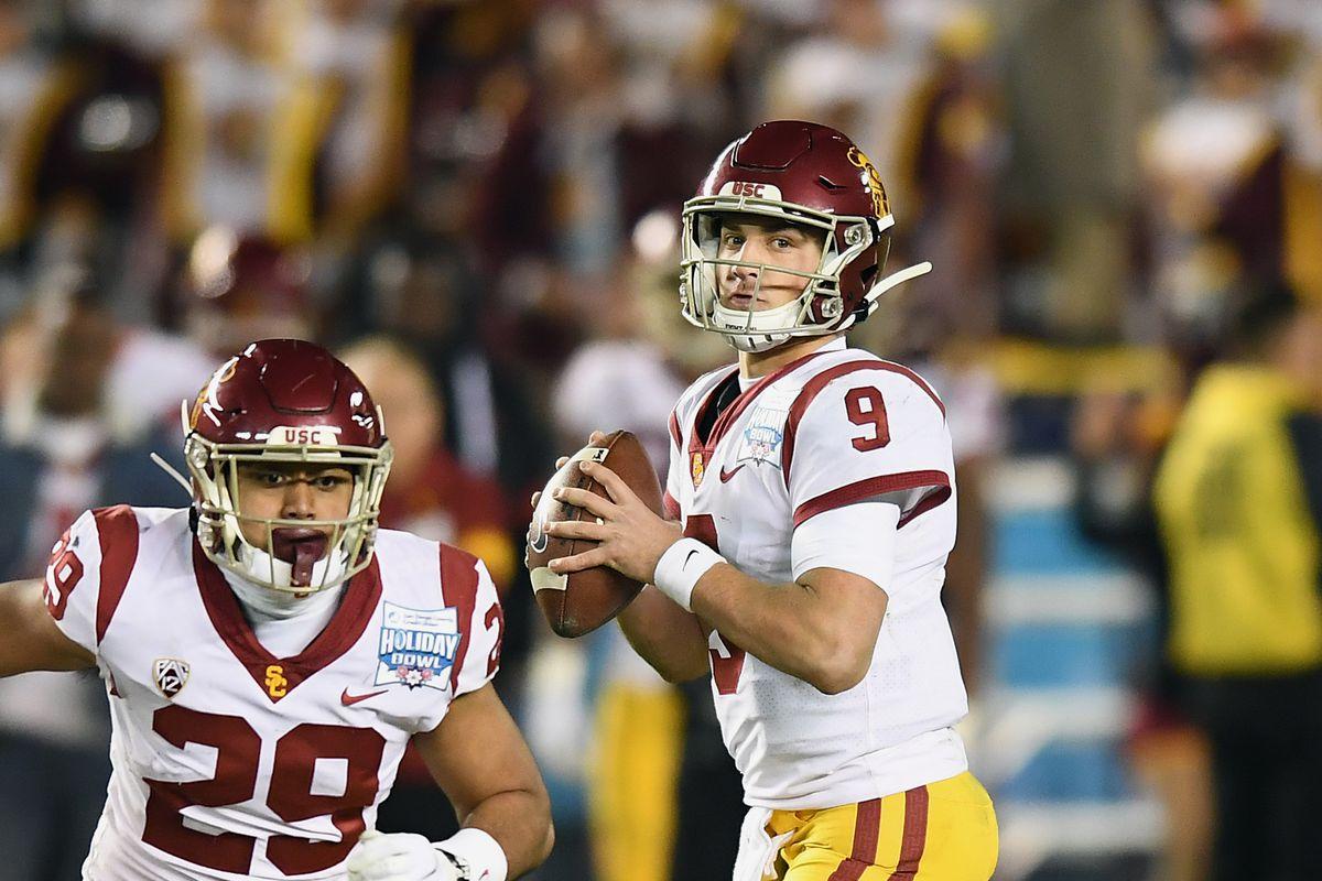 COLLEGE FOOTBALL: DEC 27 Holiday Bowl - USC v Iowa