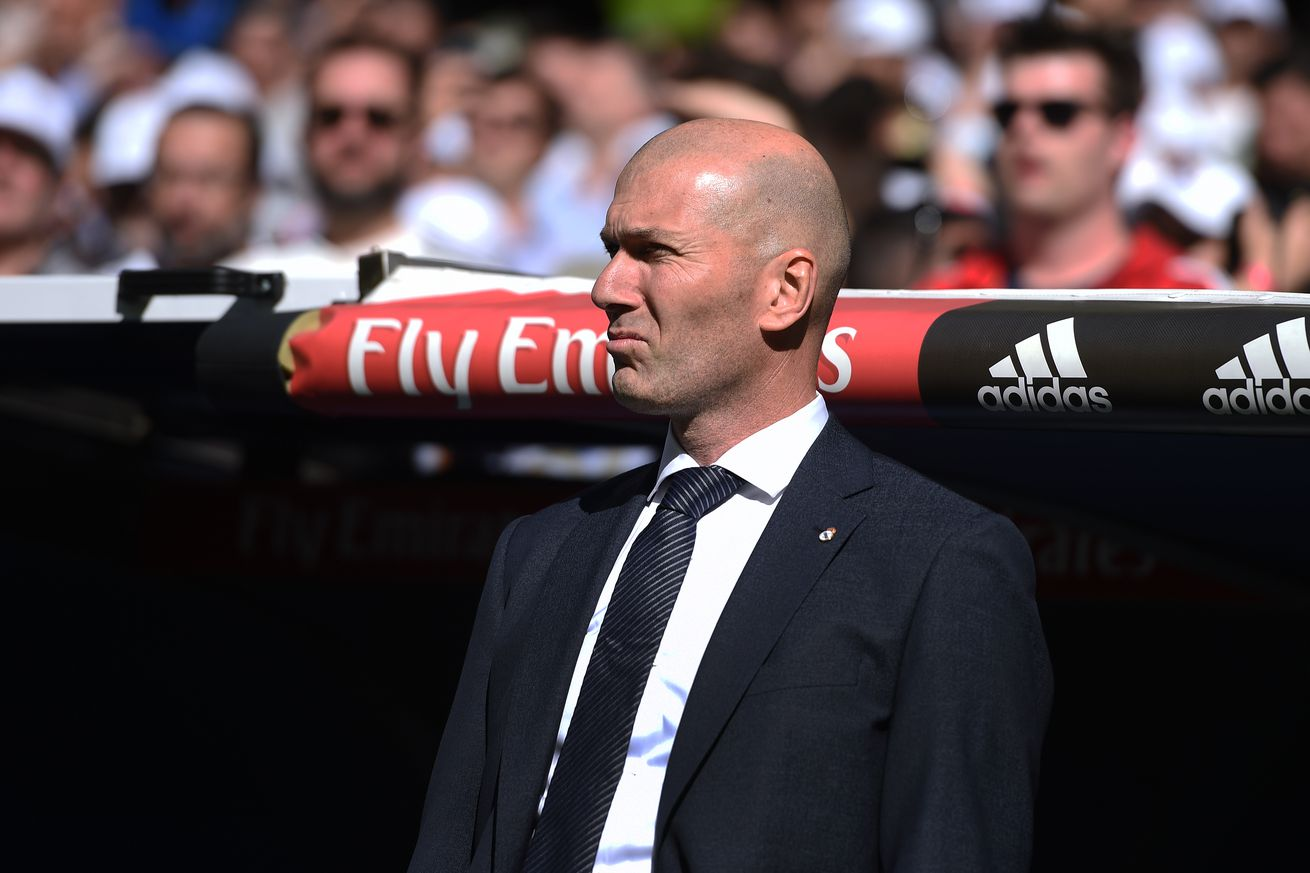 Zidane: ?This win over Athletic was our best match since my return?
