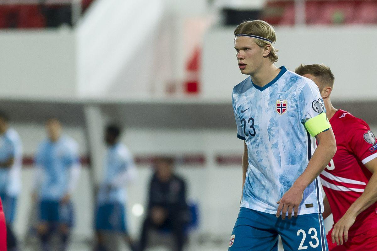 Gibraltar v Norway - FIFA World Cup 2022 Qatar Qualifier