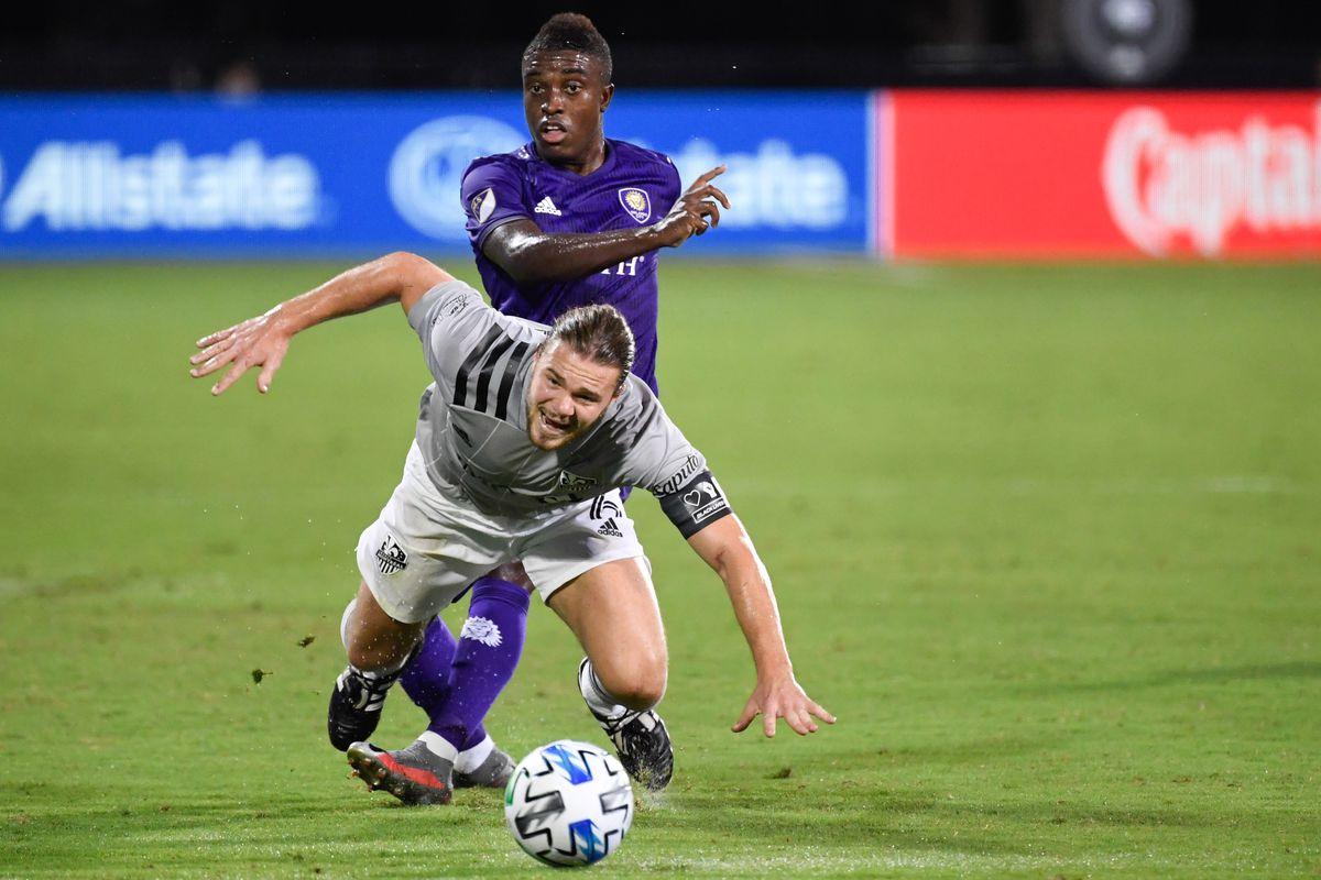 MLS: Orlando City SC vs Montreal Impact