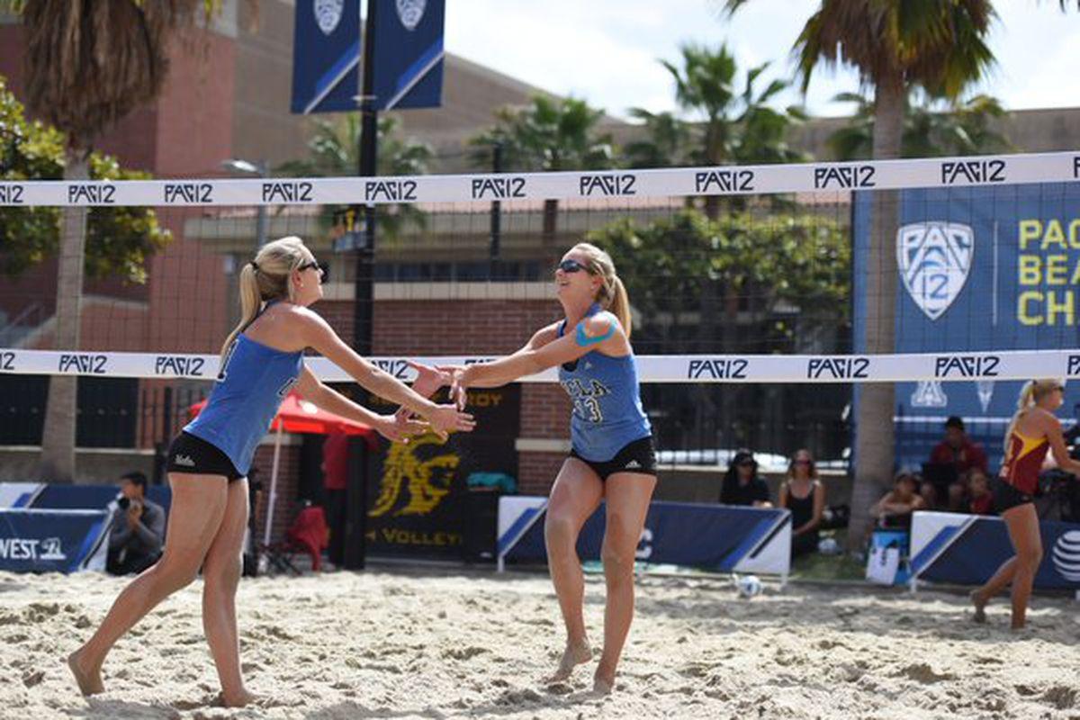 Annenberg Beach House Volleyball