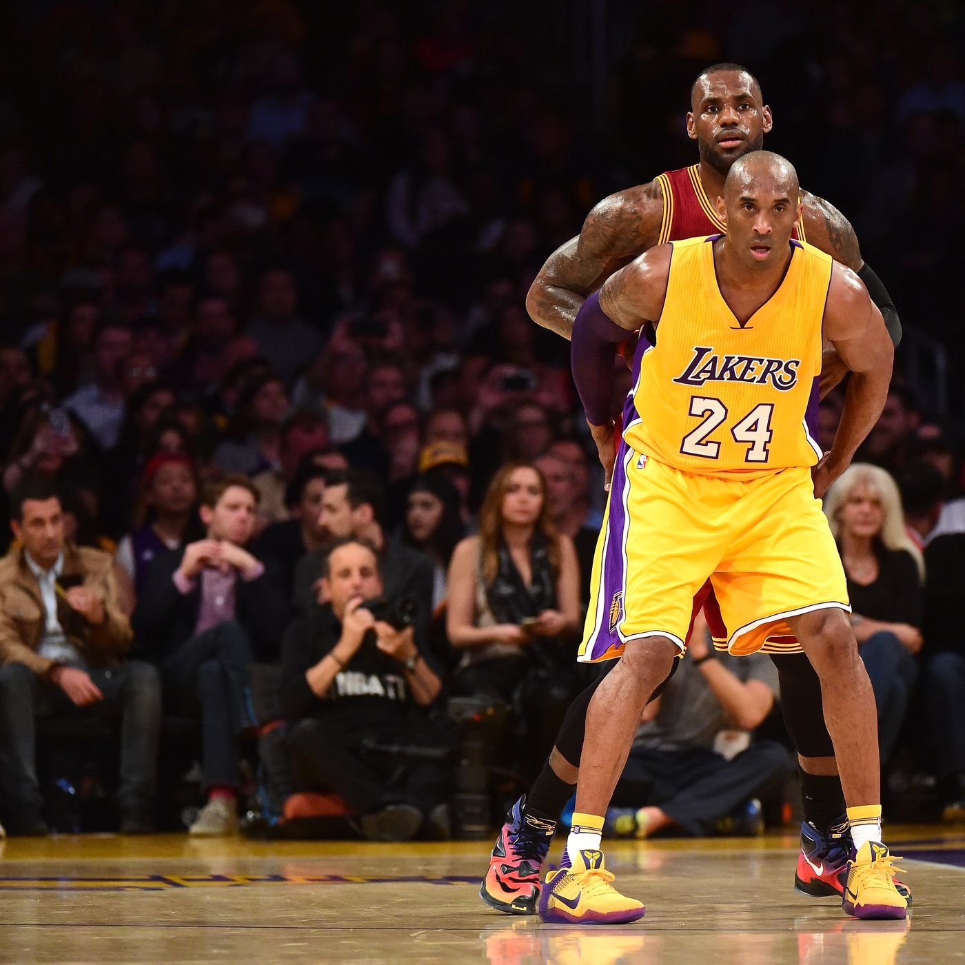 reputable site 61739 23694 LeBron James says it's 'unfair' for Lakers fans to compare ...
