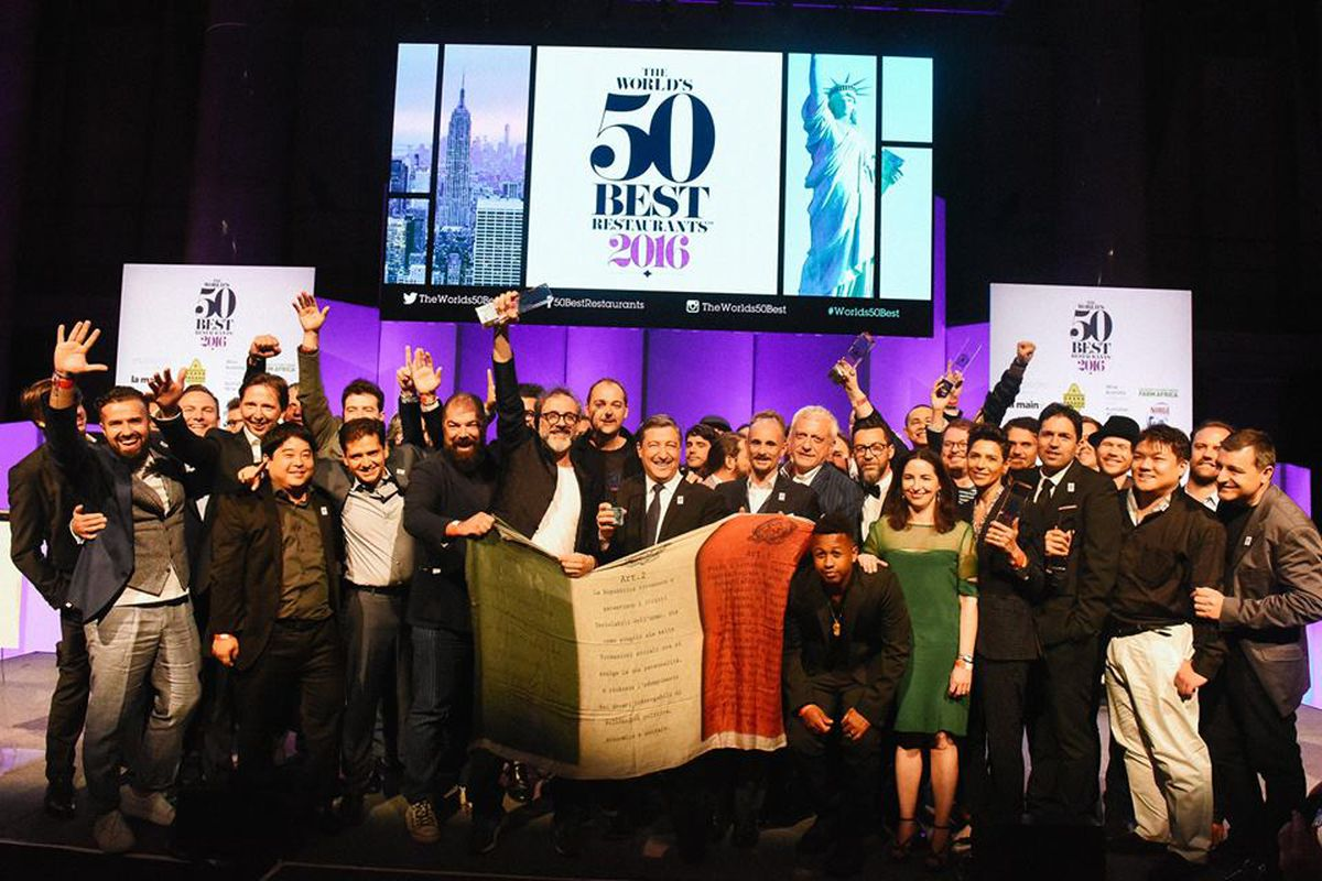 world's 50 best restaurants 2017 livestream: how and when to watch