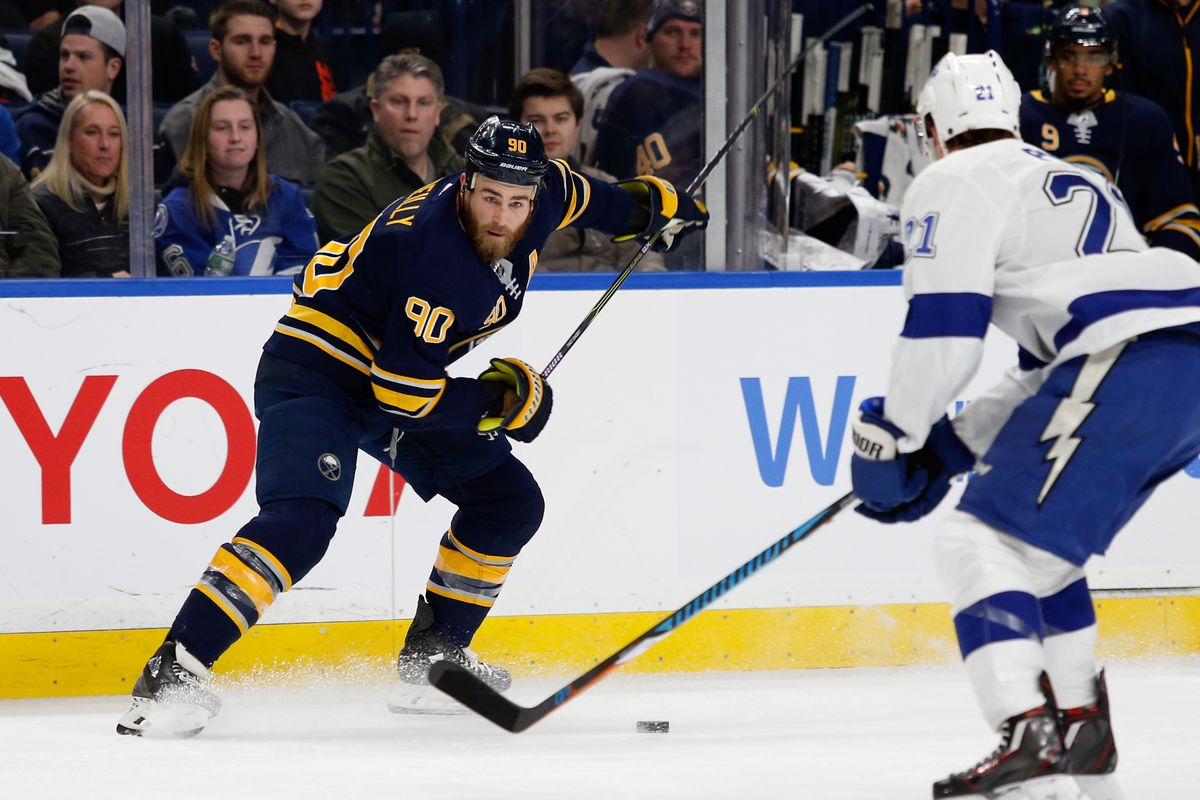 preview sabres head south to face lightning die by the blade