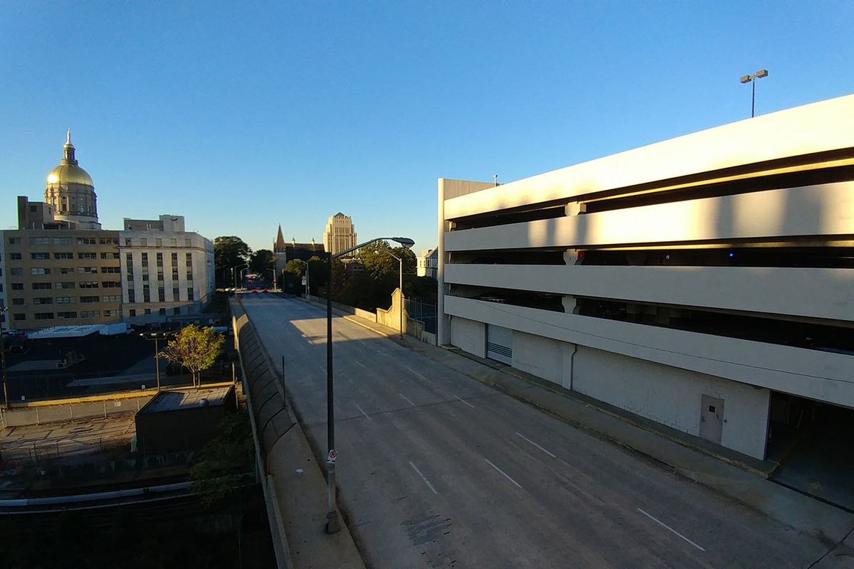 The new bridge will look much like its predecessor pictured georgia department of transportation