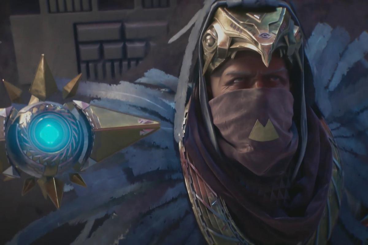 Destiny 2: Curse of Osiris - Osiris and Sagira