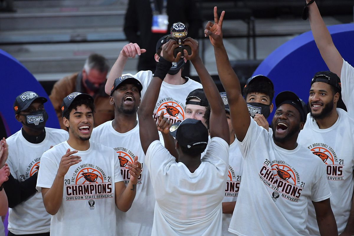 NCAA Basketball: PAC-12 Conference Tournament Championship Oregon State vs Colorado