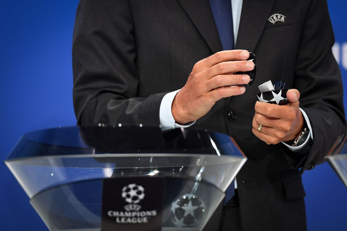 UEFA Champions League 2021/22 Second Qualifying Round Draw