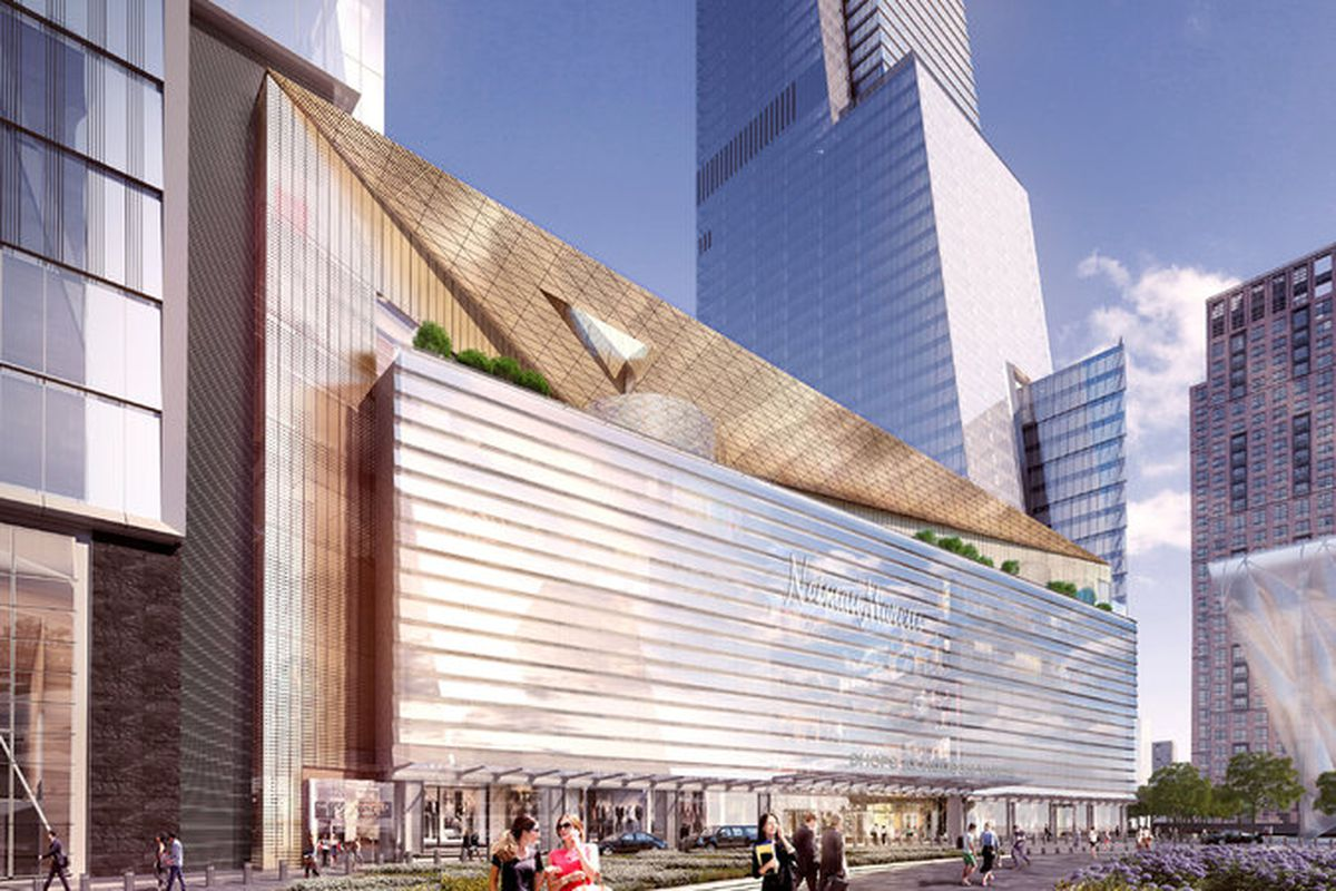 """Rendering via <a href=""""http://www.nytimes.com/2014/09/04/fashion/neiman-marcus-to-join-the-manhattan-elite.html"""">New York Times</a>"""