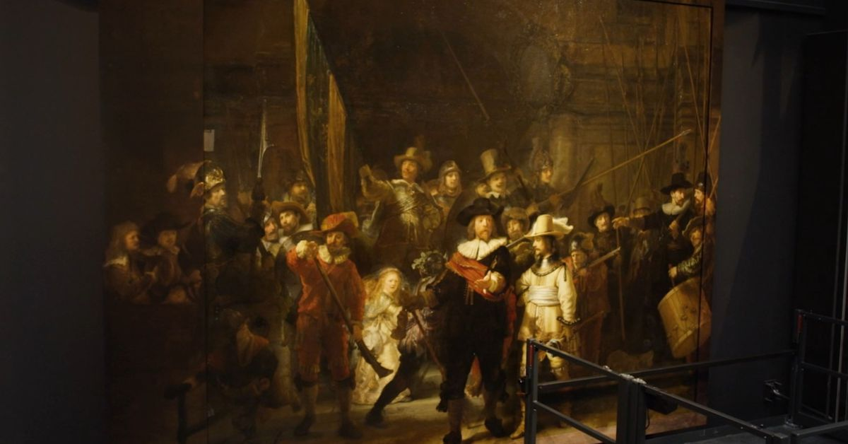rembrandts-night-watch-uncropped-by-ai-300-years-after-it-was-trimmed