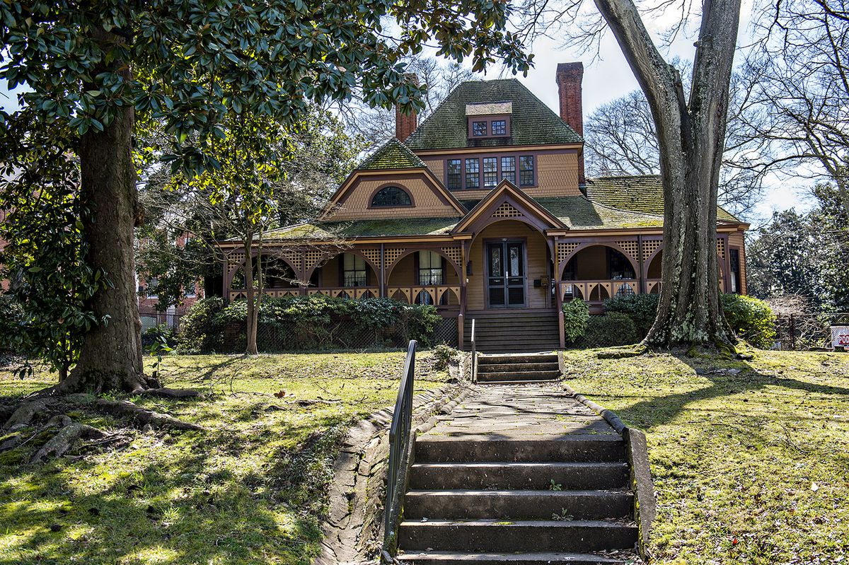 Beyond its architectural significance, the Wren's Nest in the West End is a terrific place to take the kiddos. Storytellers spin yarns in this former home of Joel Chandler Harris (and Uncle Remus and Brer Rabbit). What's more, Atlanta's oldest house museu
