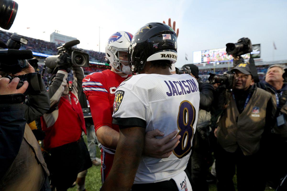 Baltimore Ravens vBuffalo Bills