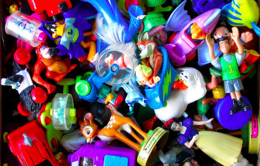 The Past, Present, and Future of Happy Meal Toys - Eater