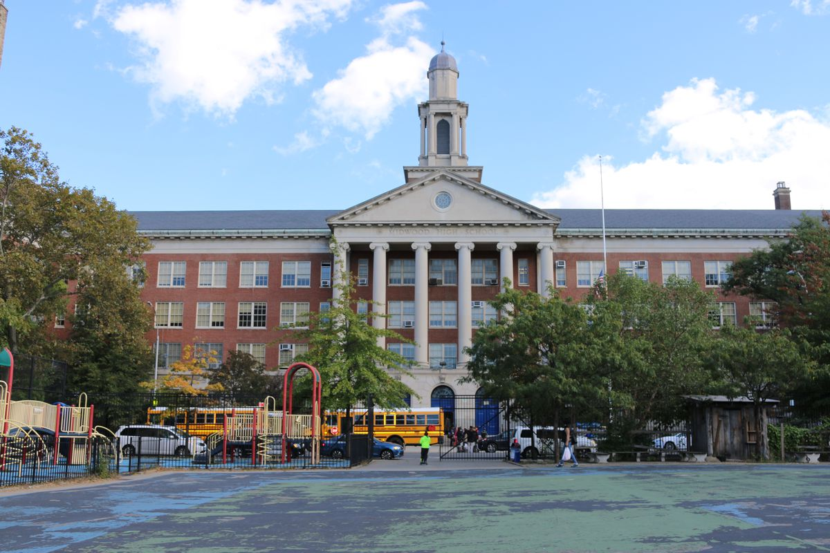 Midwood High School is considered inaccessible to students with physical disabilities.
