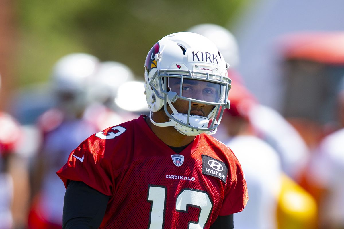 d5865f047 Arizona Cardinals sign rookie wide receiver Christian Kirk to contract