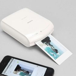 """Fujifilm INSTAX Instant Smartphone Printer, <a href=""""Fujifilm INSTAX Instant Smartphone Printer"""">Urban Outfitters</a>, $199."""