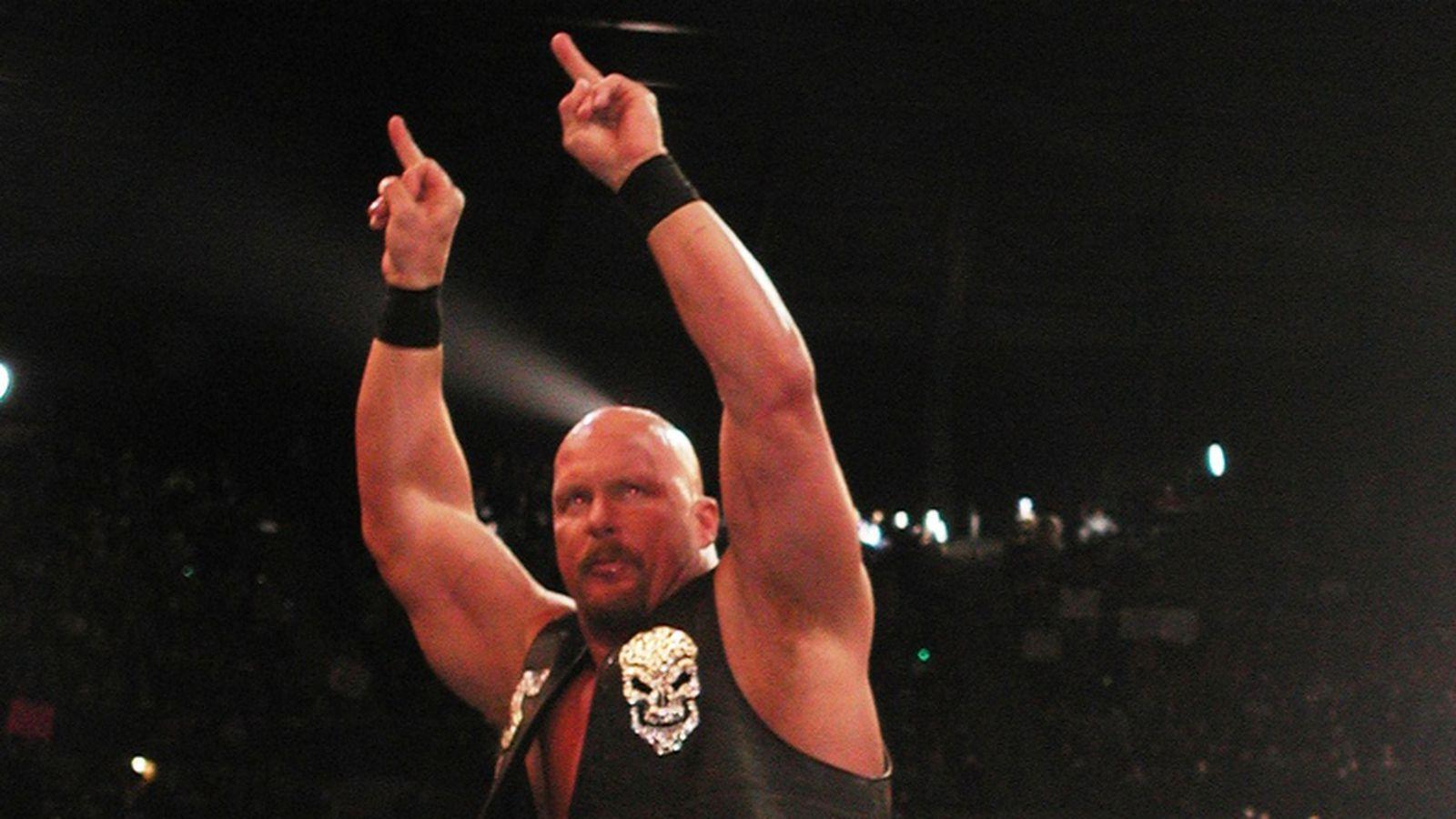 Wrestling Stats Stone Cold Steve Austins Legacy As WWF Champion