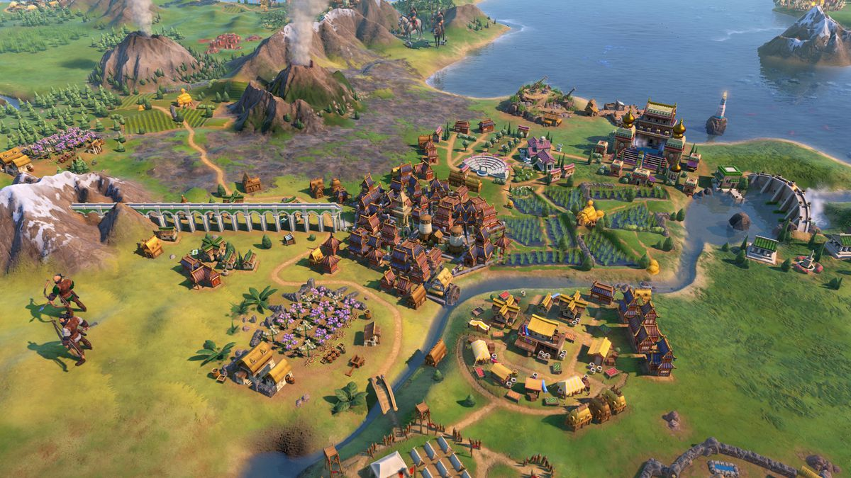 Civilization 6 Gathering Storm Review Useful Evolution But Poor