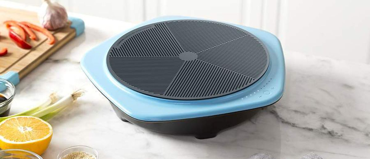 Buzzfeed S Tasty Unveils Hot Plate That Syncs With Food