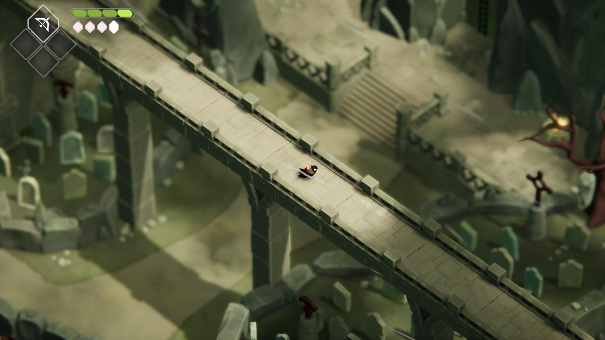 A long bridge in Death's Door
