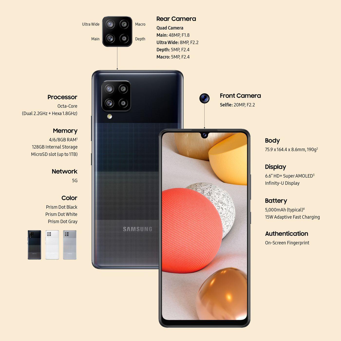 Samsung announces an even cheaper 5G phone - The Verge