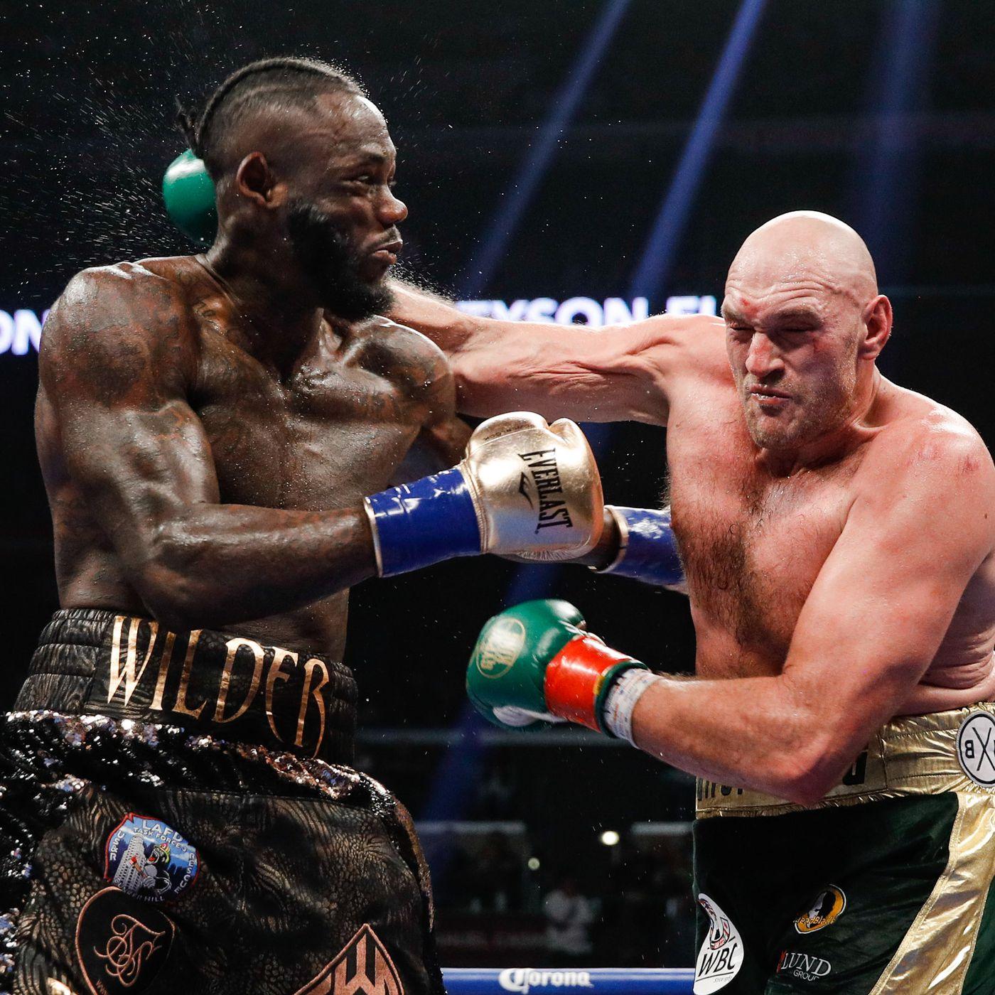 Deontay Wilder vs. Tyson Fury 2: Live round-by-round updates - MMA ...