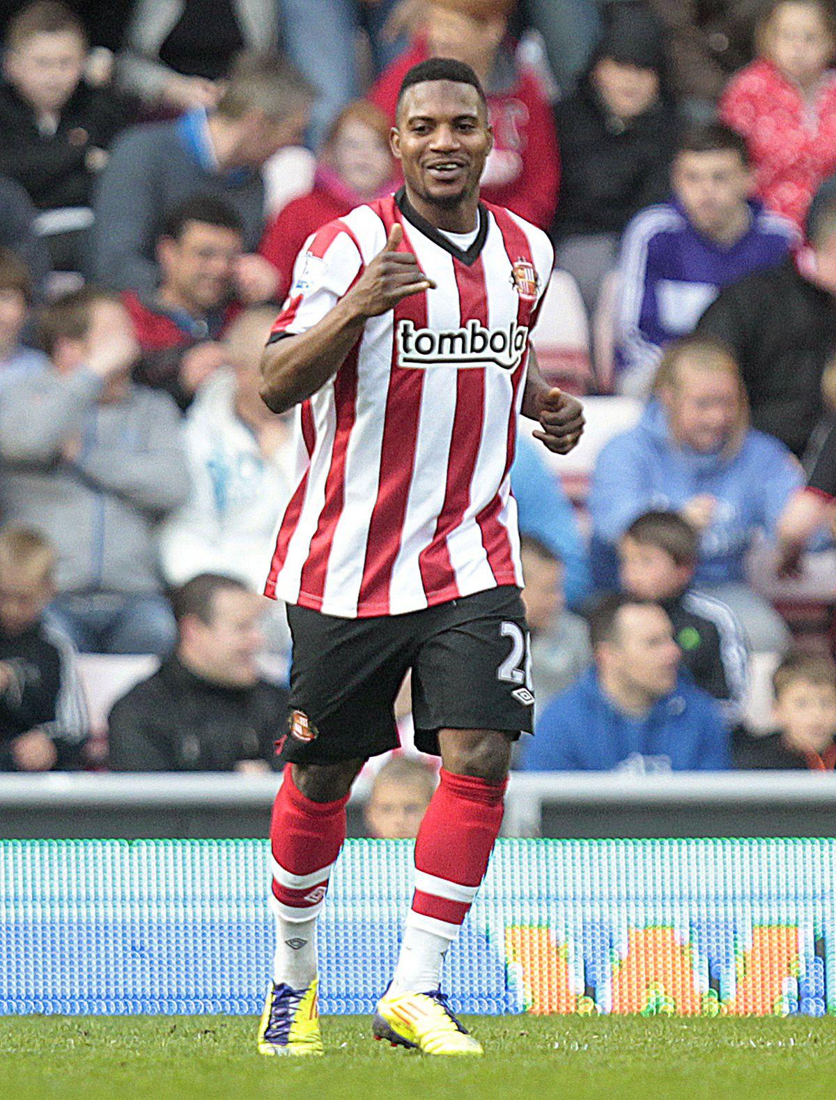 Sunderland's Beninese midfielder Stephan