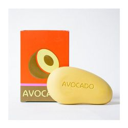 """<b>Kala Soaps</b>, <a href=""""http://omoionline.com/collections/for-her/products/avocado-soap"""">$9</a>"""
