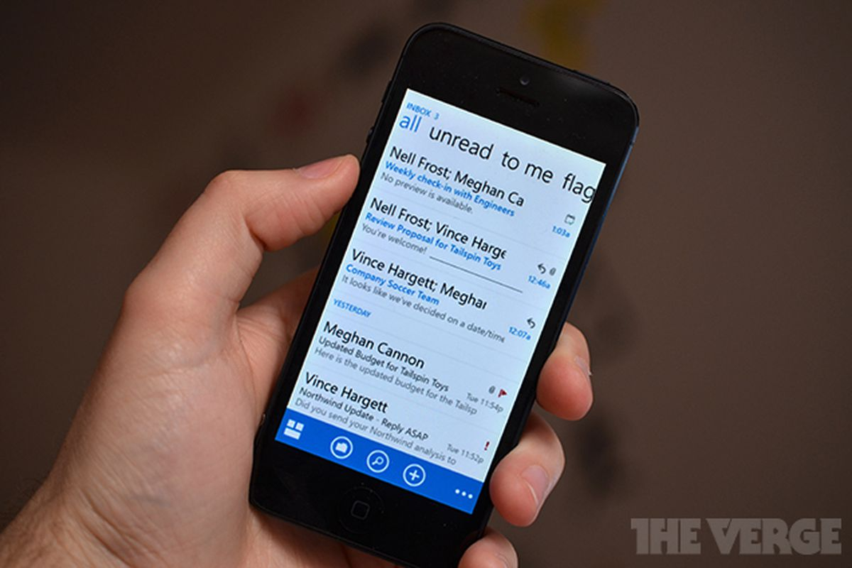 outlook 365 iphone microsoft releases outlook web app for iphone and 12751